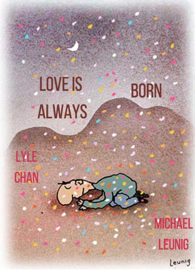 Love is always born-Graphic